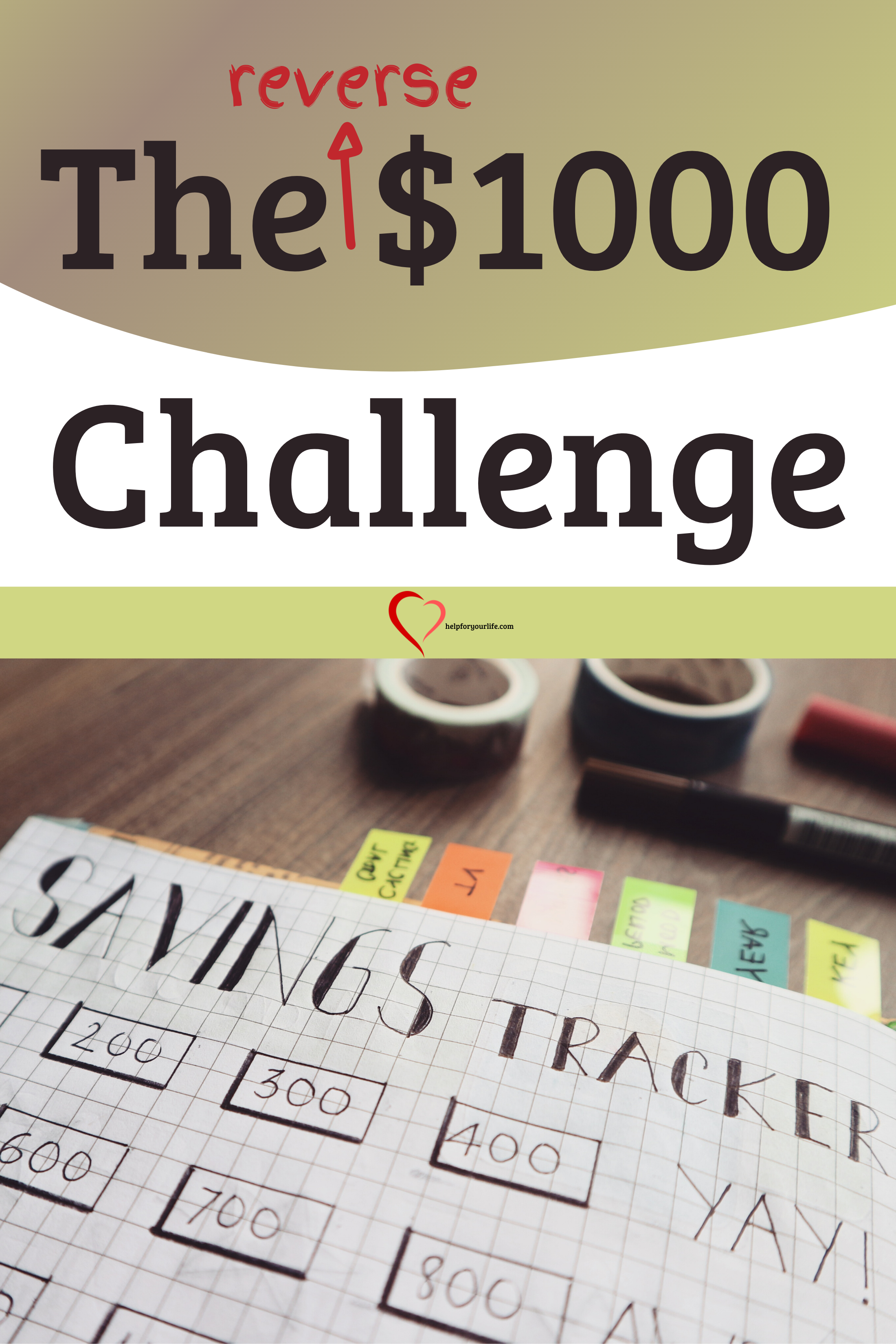 The Reverse Challenge In