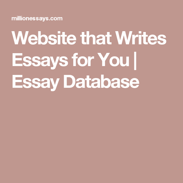 What are the parts of essay