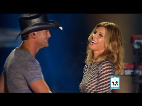 ▶ CMA Music Fest - Tim McGraw with Faith Hill | LIVE 8-5-14 - YouTube