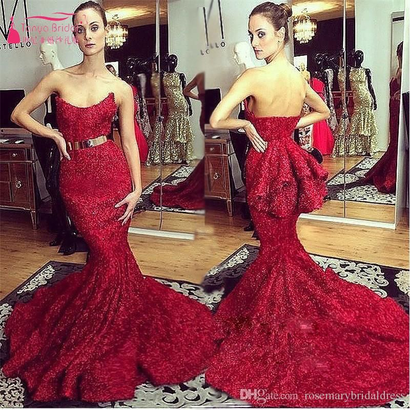 a4801be2fc4 Red Sequins Mermaid Prom Dresses Shinny Bling Bling Elegant Long Party Evening  Dresses Vestidos De Festa Vestido Longo Para Casamento Cheap Black Prom ...