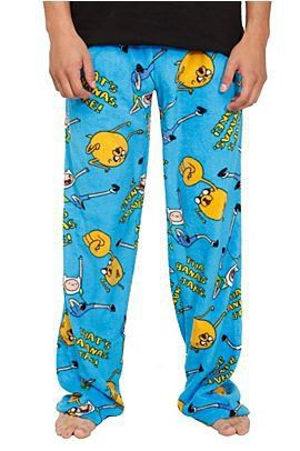 Adventure Time Bananas Plush Lounge Pants - 171381  c5ca2c3e7