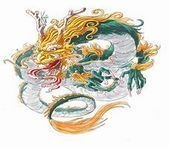 Photo of Bildergebnis für Chinese Dragon Breathing Smoke Tattoo –  Chinesischer Drache, …