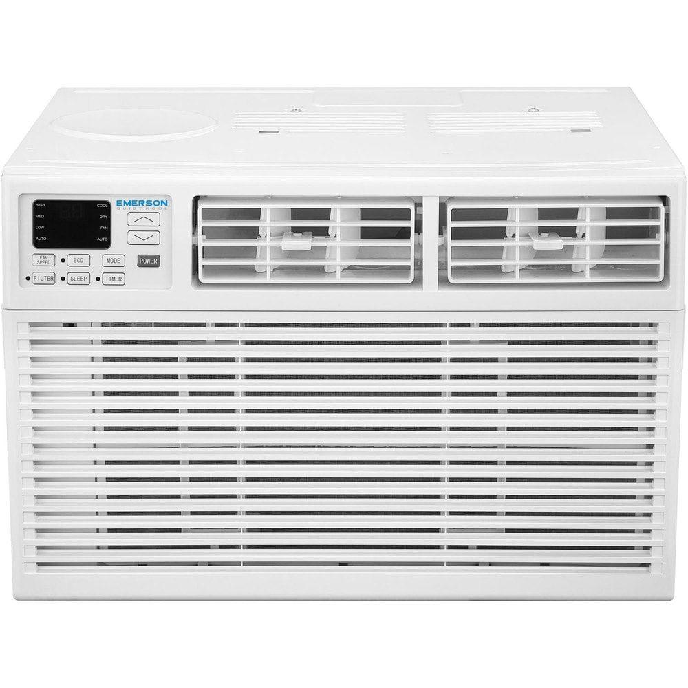 Emerson Quiet Kool 10,000 BTU 115V Window Air Conditioner