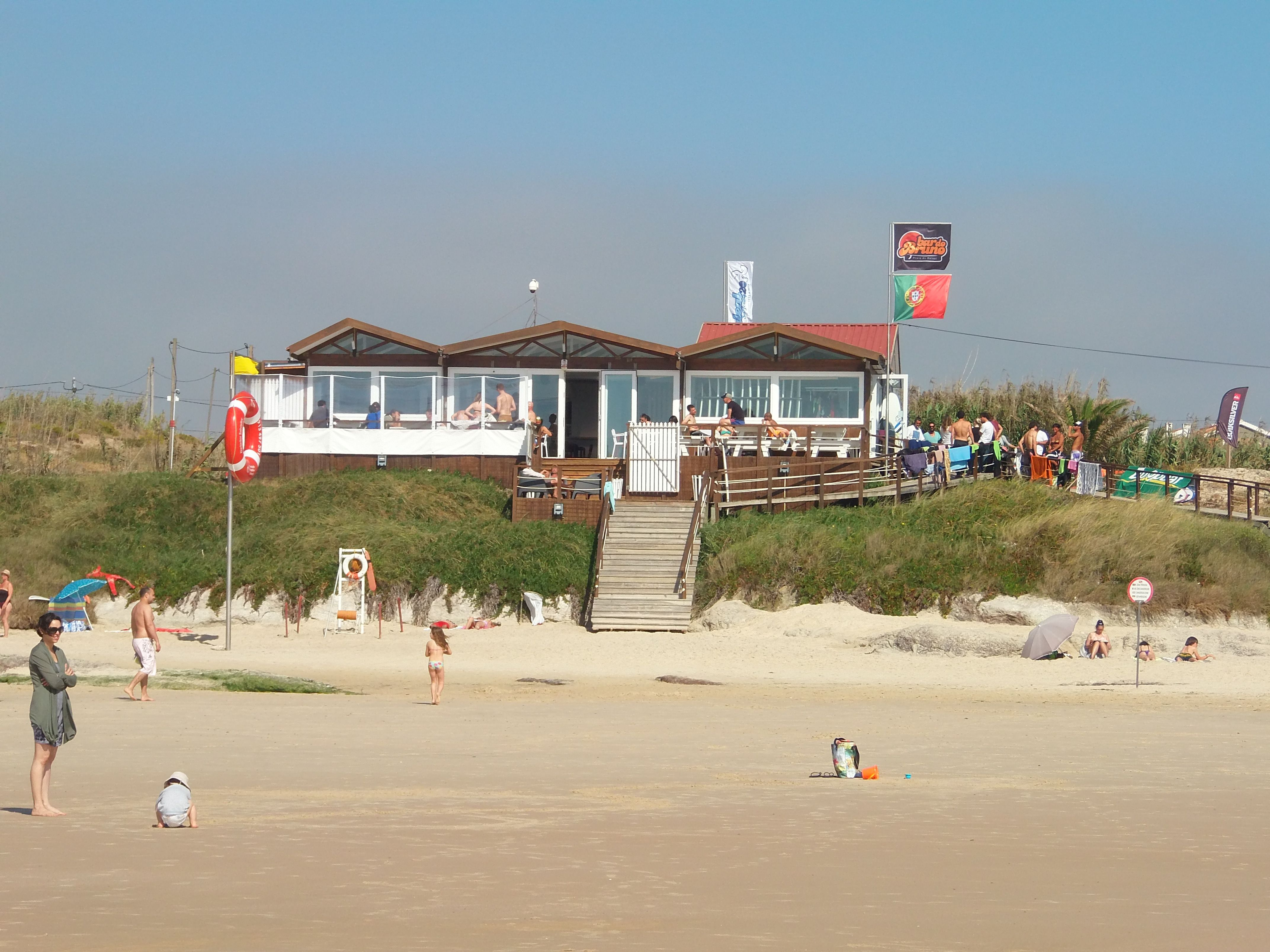 Bar Do Bruno Baleal JL Portugal Atlantic Lifestyle - Portugal map baleal