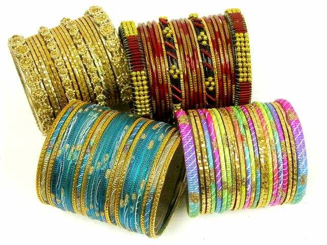 17 Best images about Bangles on Pinterest | Bracelets, Brides and ...