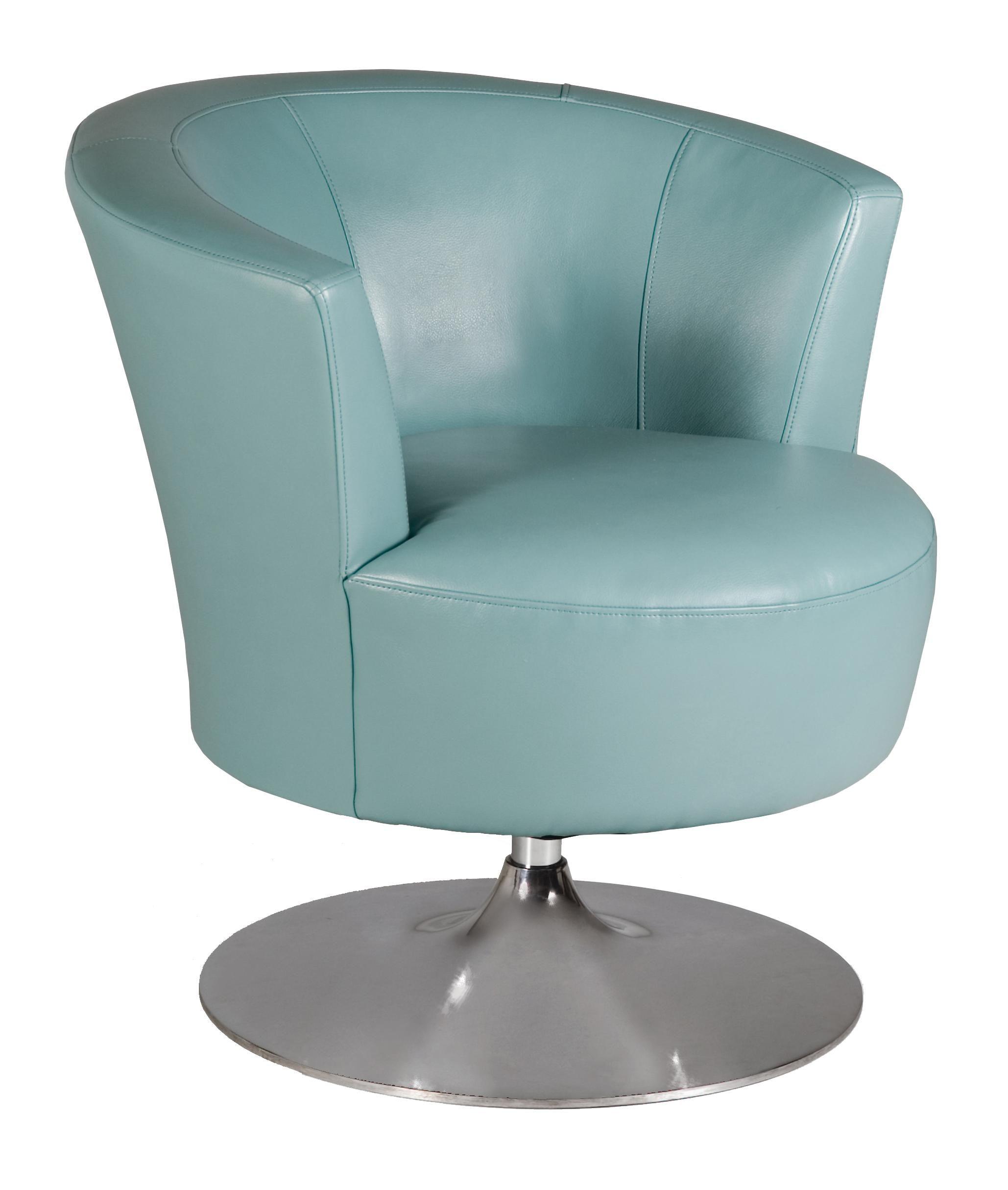Swivel Barrel Chairs Hendrick Swivel Barrel Chair by Best Home