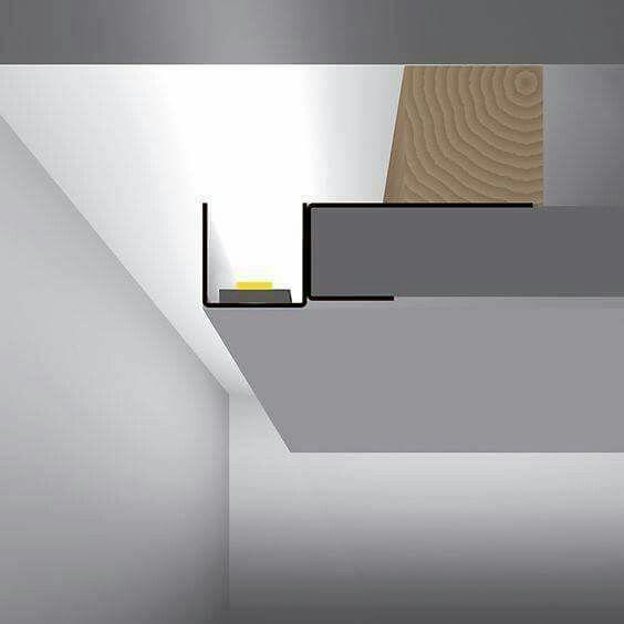 pin von vera auf pinterest indirekte beleuchtung. Black Bedroom Furniture Sets. Home Design Ideas