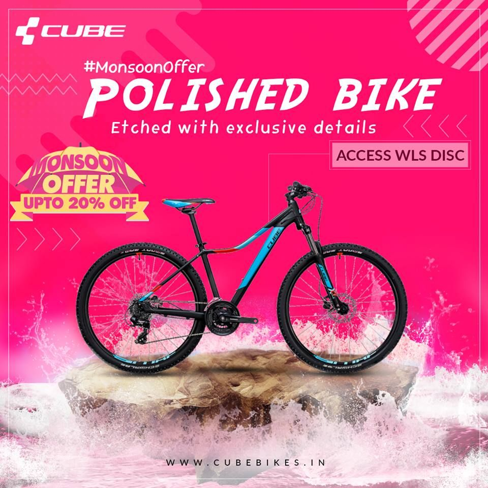 Cube Is One Of The Most Innovative Bicycle Brands Providing The