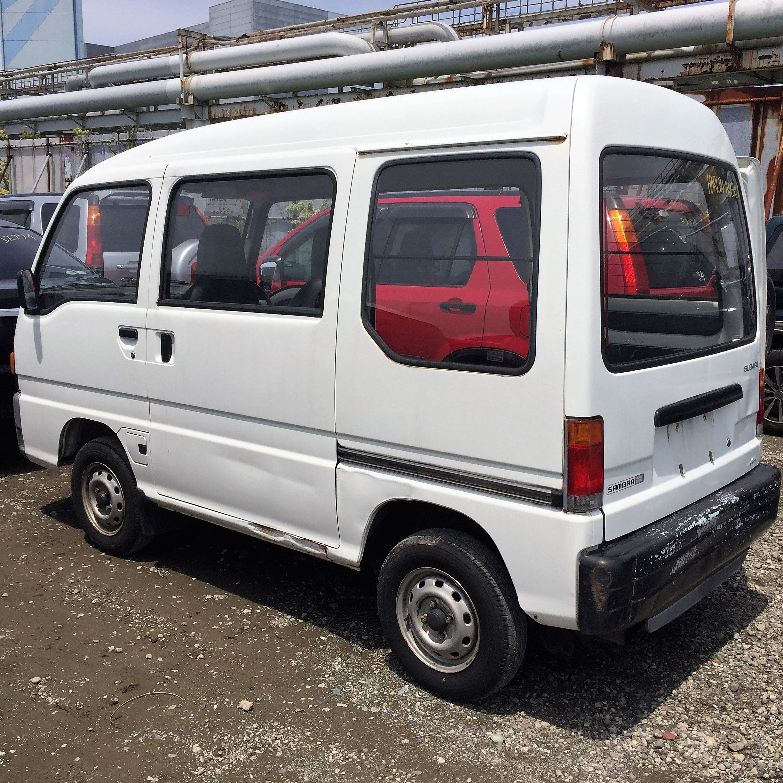 Kei Van Delivery #Honda #hondaacty #hondaactytruck # ...