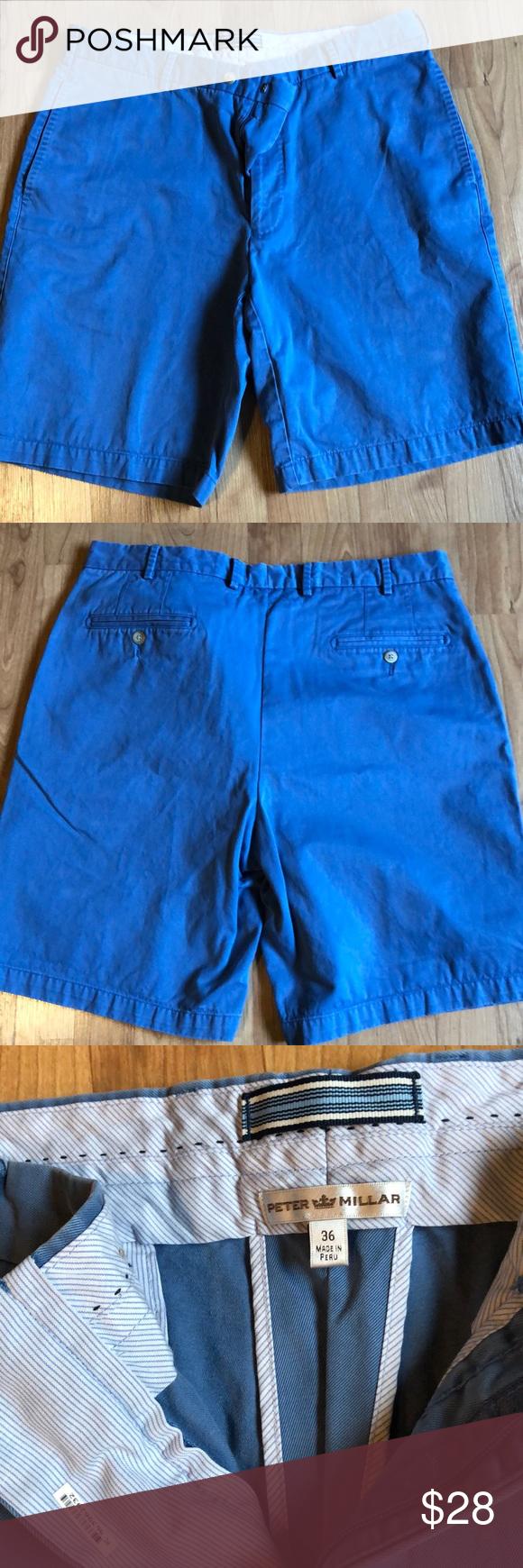 """Peter Millar Cotton Shorts 9"""", light blue Peter Millar Shorts Flat Front #lightblueshorts Peter Millar Cotton Shorts 9"""", light blue Peter Millar Shorts Flat Front #lightblueshorts"""