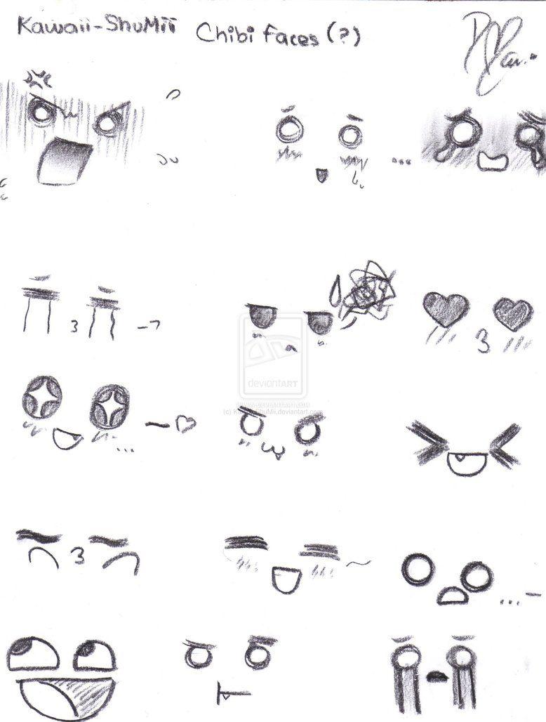 Pin By Jan Carcedo On Como Dibujar Anime Face Drawing Anime Expressions Drawing Expressions