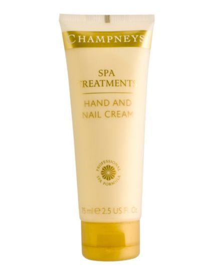 Champneys Spa Treatments Hand And Nail Cream 75ml Boots With