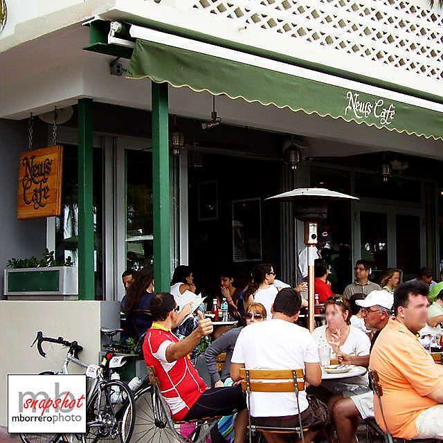 News Cafe Photos Miami Beach Fl Urbanspoon News Cafe Florida Usa South Beach