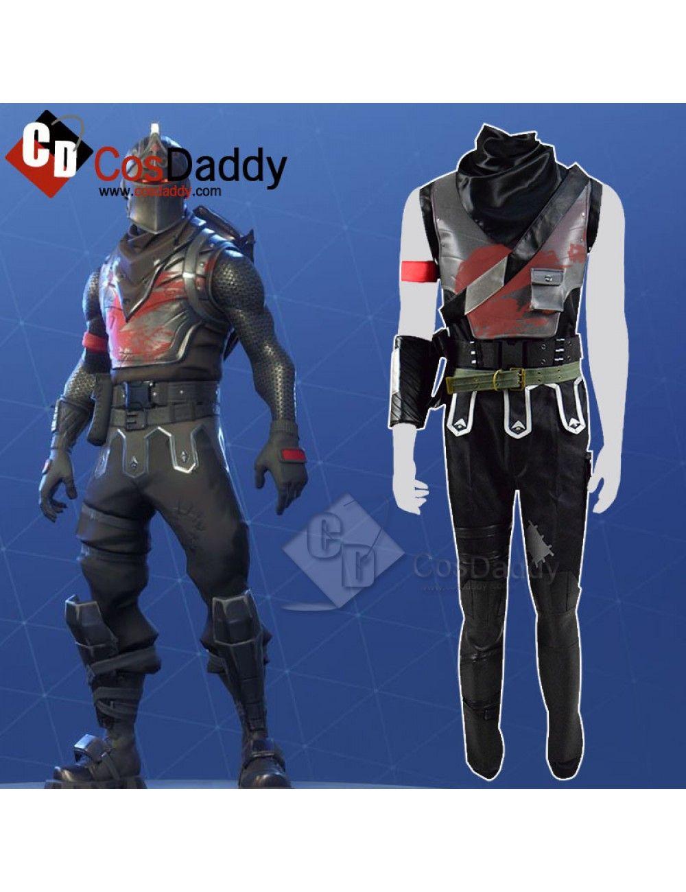 Fortnite Black Knight Cosplay Costume Fortnite Costumes Knight