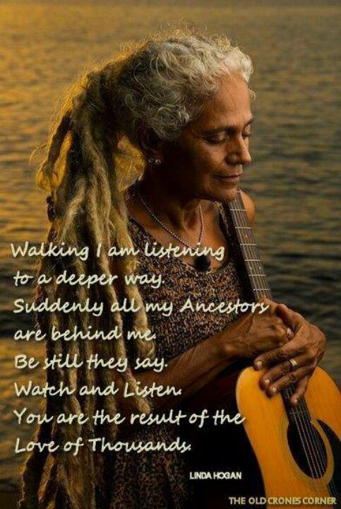 Absolutely beautiful sentiment ~ Ancestors (With images ...