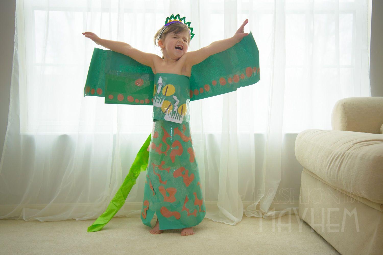 The Hideous Zippleback Dress   FashionByMayhem.com