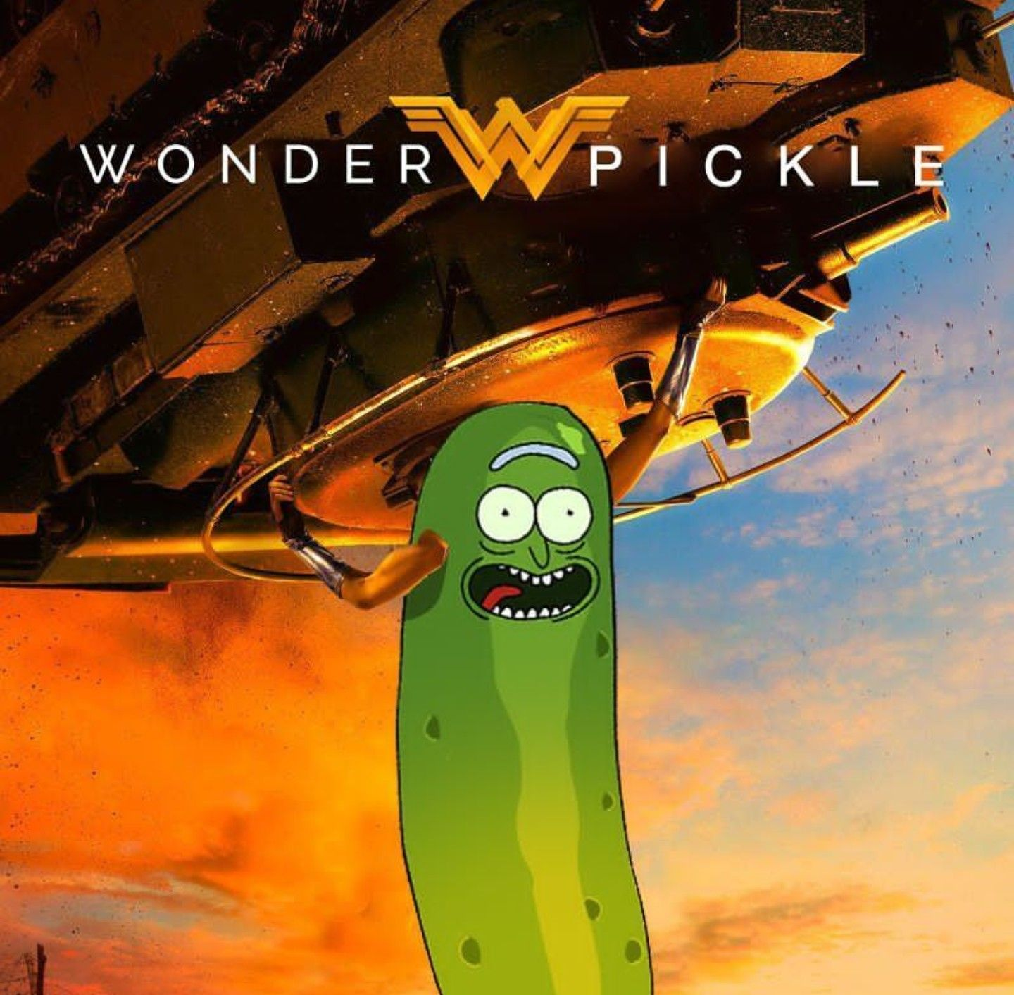 Rick and Morty • Wonder Pickle