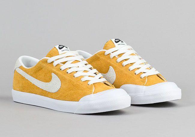 http://SneakersCartel.com Nike SB All Court CK 'University Gold' | #sneakers #shoes #kicks #jordan #lebron #nba #nike #adidas #reebok #airjordan #sneakerhead #fashion #sneakerscartel