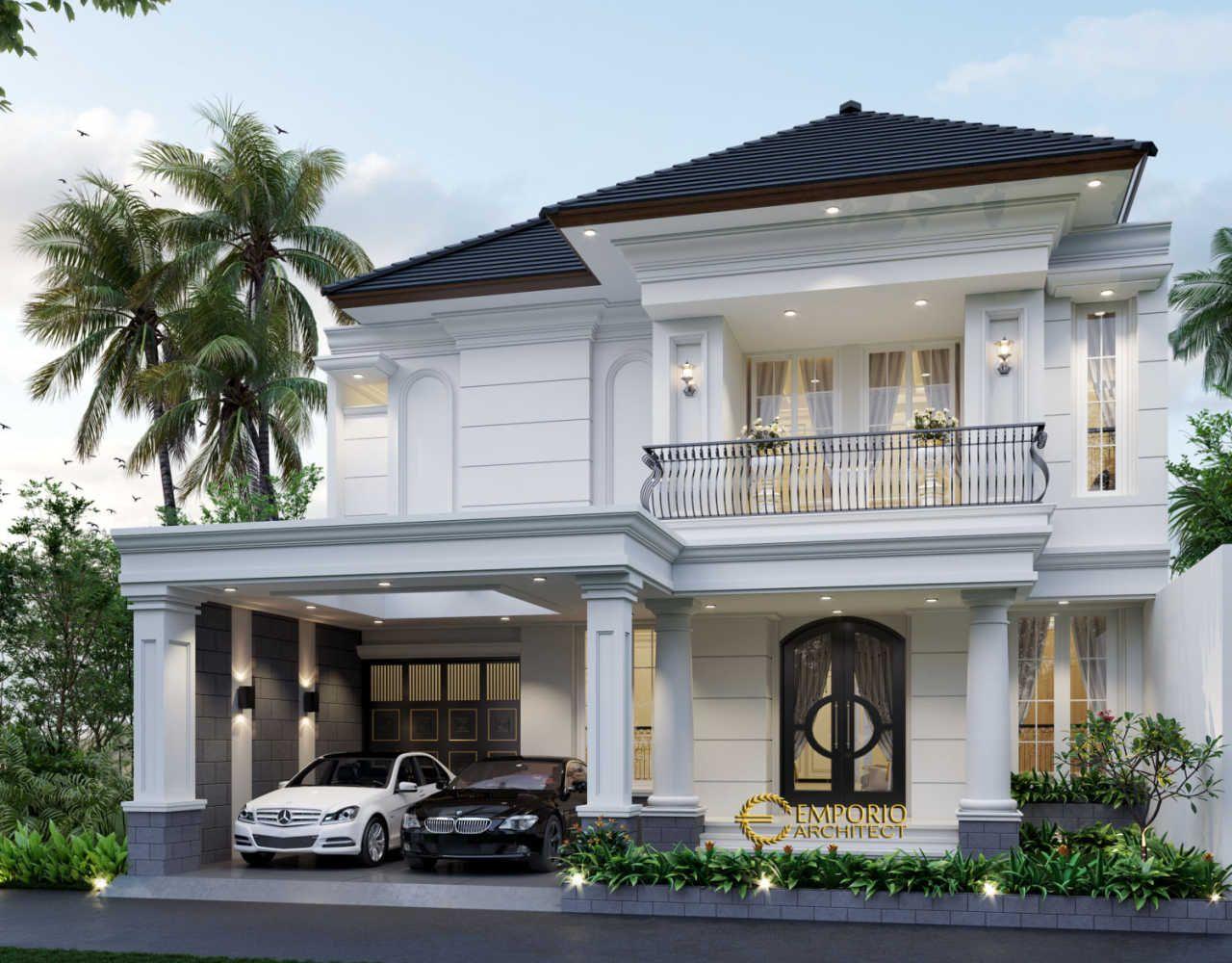 Mrs. Sicil Private House Design Jakarta Selatan in 2020