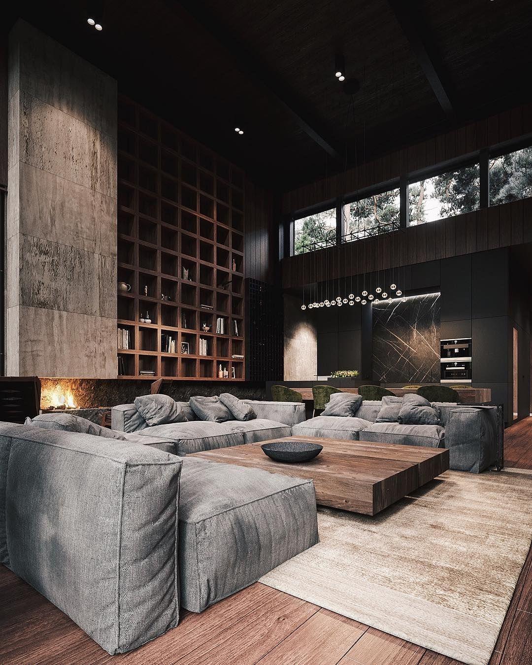 Architecture interior design on instagram for Interior designer roma