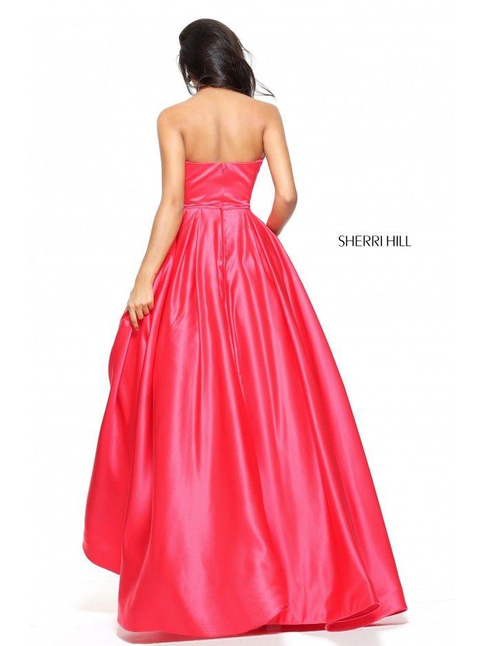 3c20fe86b1b Sherri Hill 50812 Spring 2017 Prom Dress