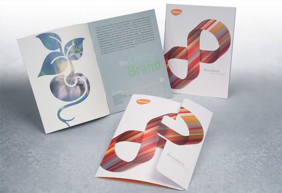 Nice brochure design