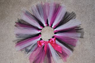 Monkey Momma's Crafts: How to Make Your Own Tutu