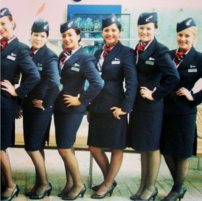 British Airways Photo by Cara Griffiths Flight Attendant World in