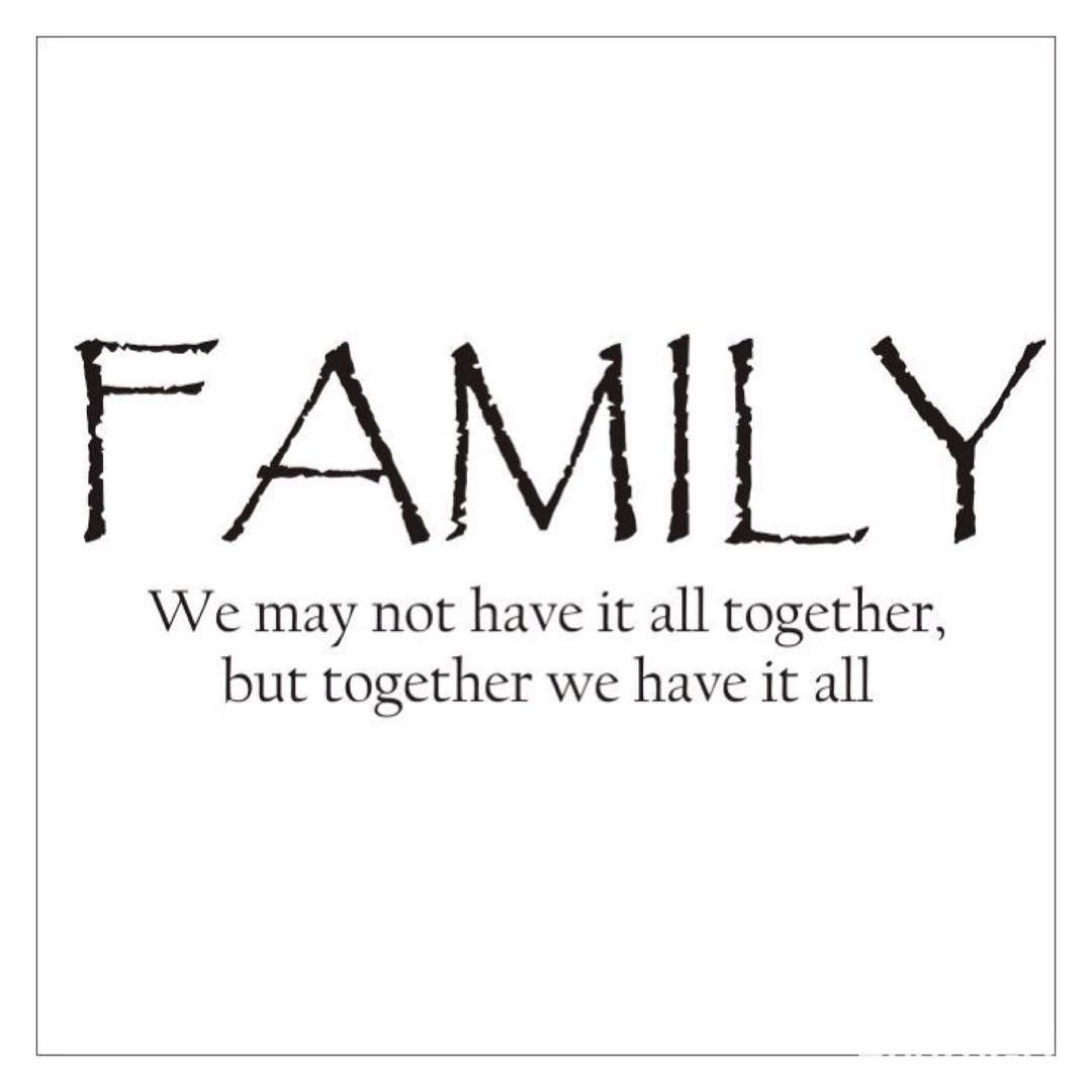 Quotes On Family Alluring 60 Best And Inspirational Family Quotes  Pinterest  Family Bonding