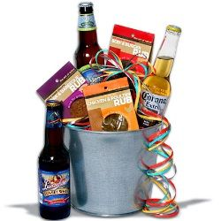 Gift Idea: Father's Day Beer-B-Q Bucket $40