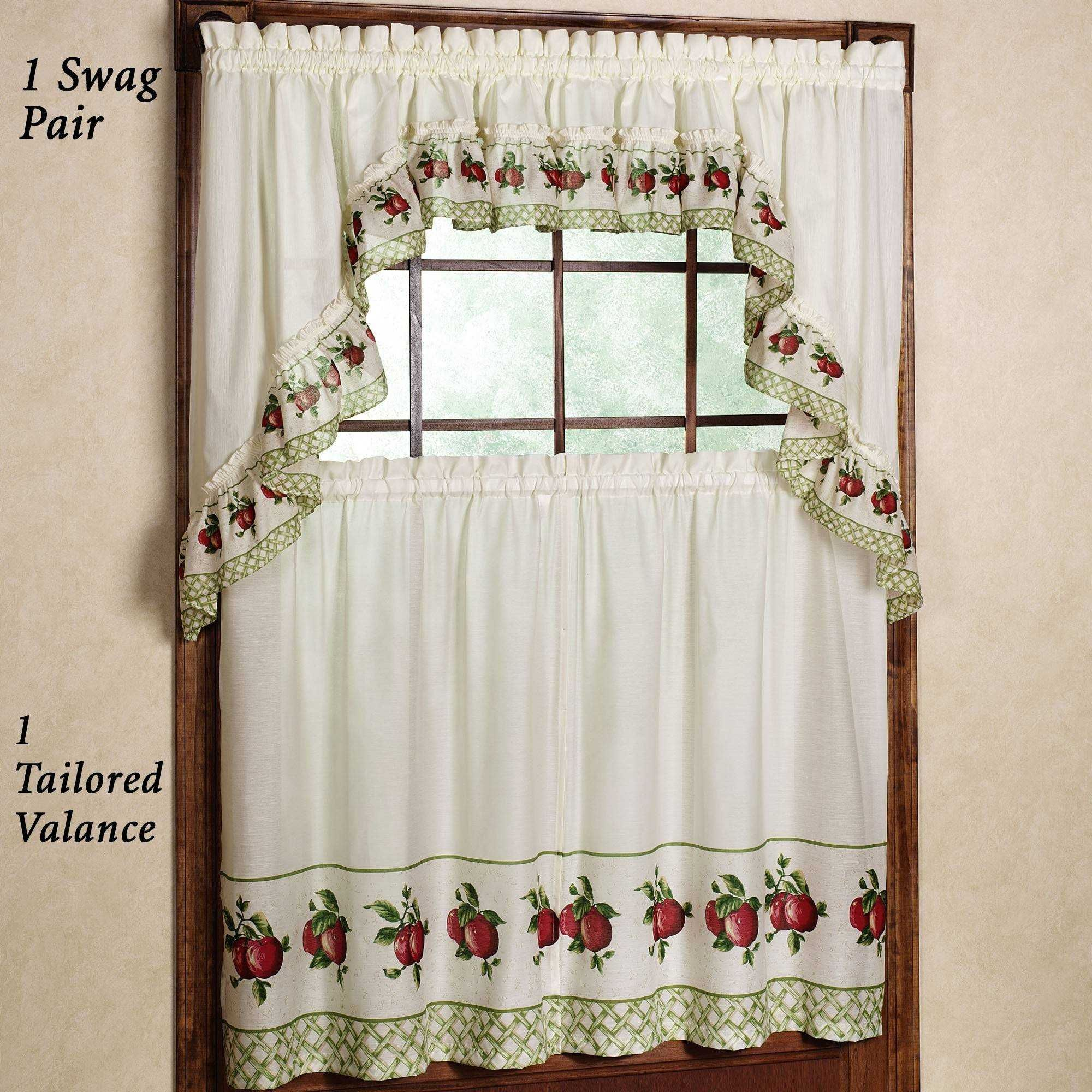 Stylish Jcpenney Kitchen Curtains Image | Kitchen Gallery ...