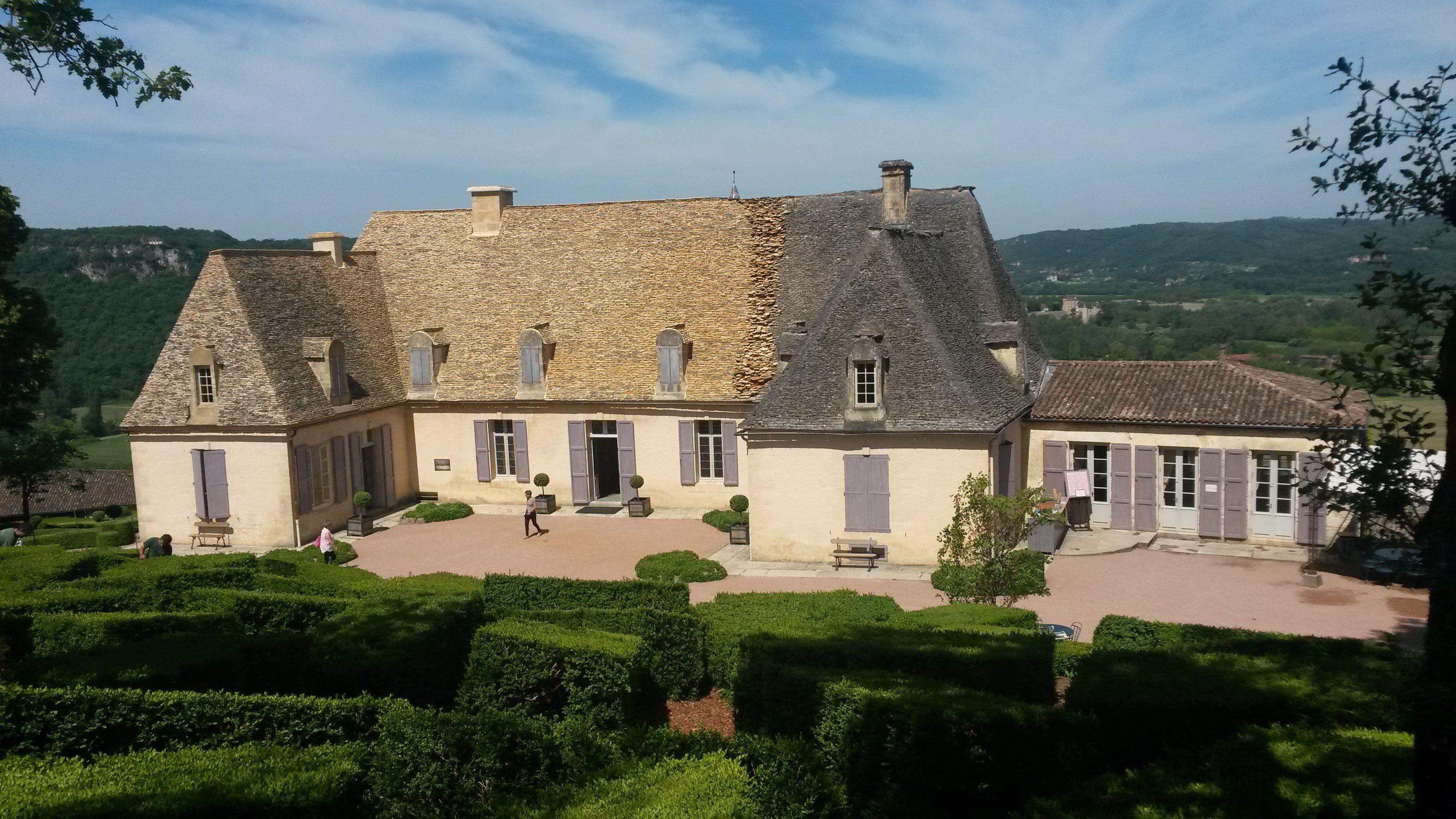 Marqueyssac chateau