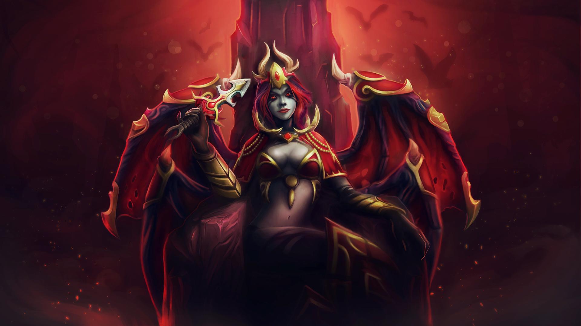 Kết quả hình ảnh cho queen of pain