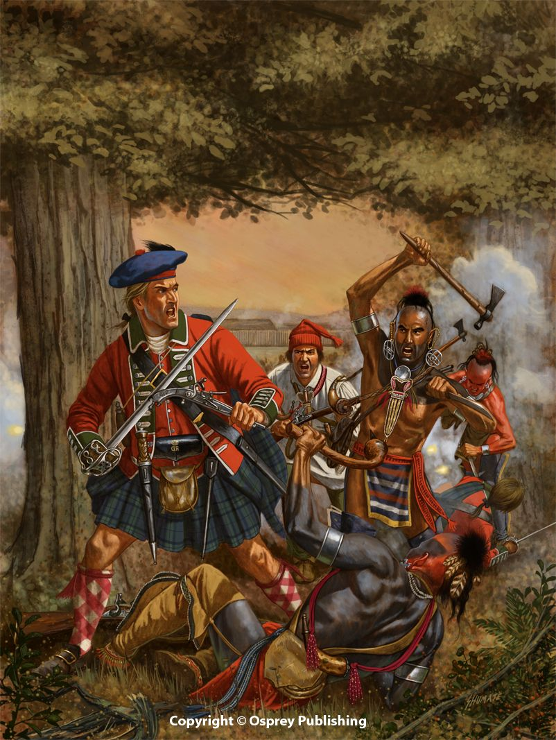 The French and Indian War was a 7 year long war of the French and ...