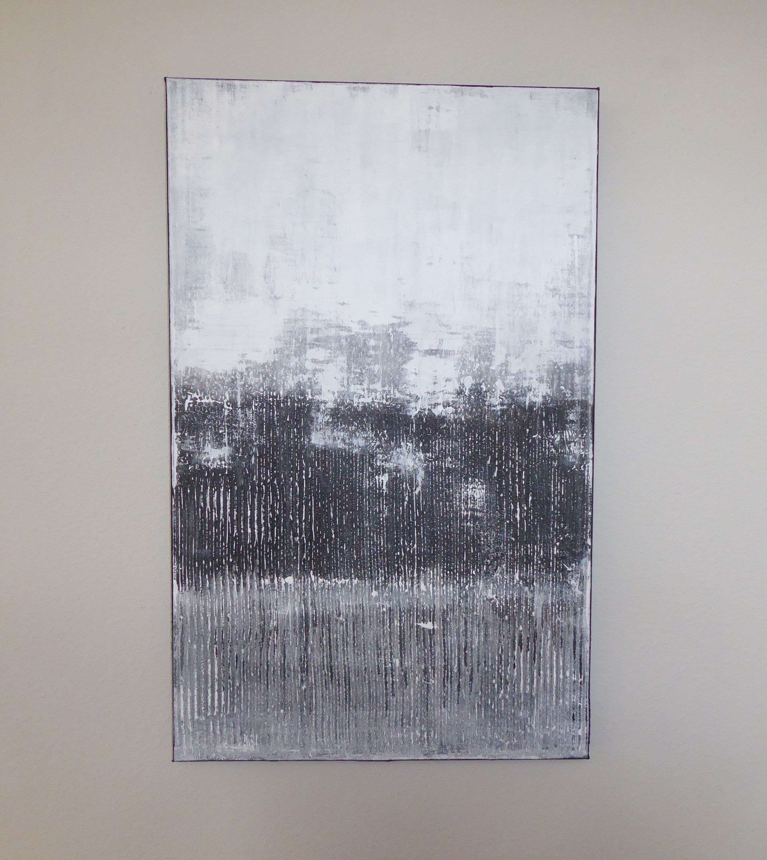 Janina Feis Acryl Auf Leinwand Acrylmalerei Abstrakt Abstrakt Leinwand