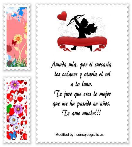 mensajes de amor bonitos para enviar,buscar bonitos poemas de amor para enviar: http://www.consejosgratis.es/lindas-frases-de-amor-para-mi-novia/