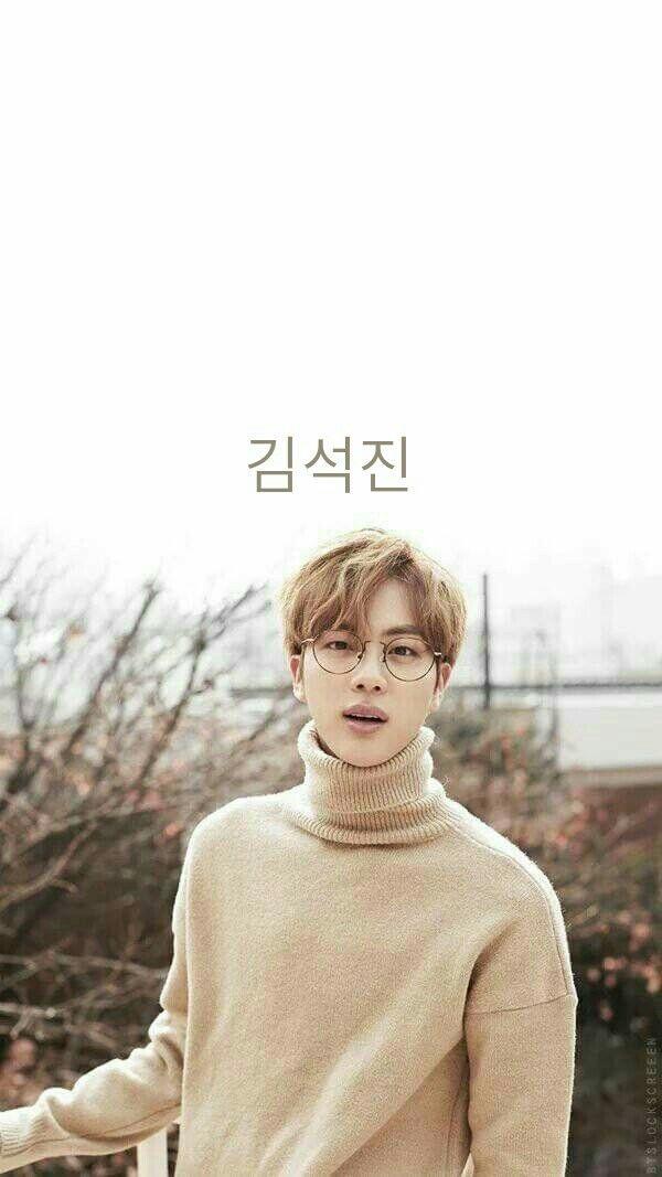 Wallpaper Bts Kimseokjin Jin Bts Bts Fondo De