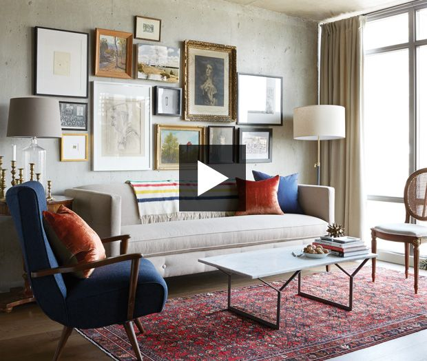 Home Design Ideas For Condos: Joel Bray's Small Condo Makeover
