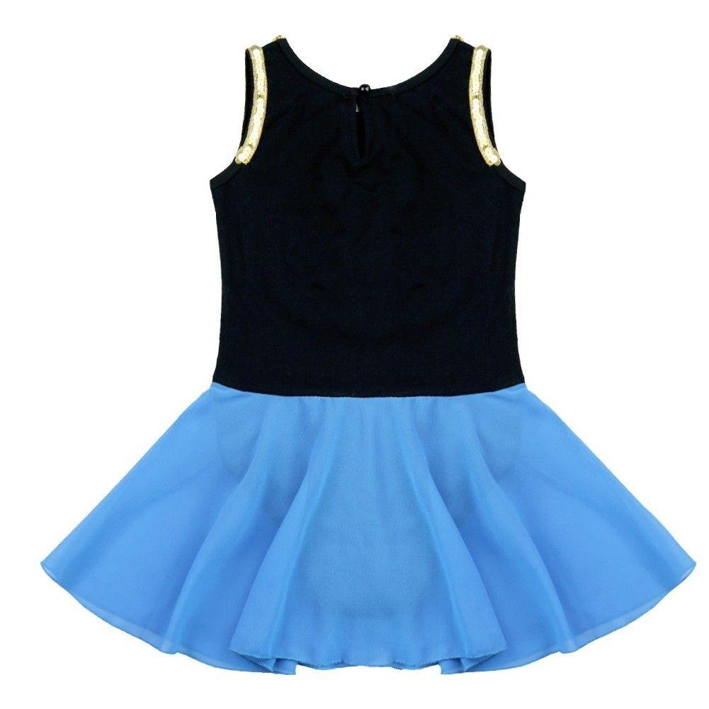 0bcfb7aa7 iEFiEL Girls Princess Tutu Ballet Dance Leotard Dress Fancy Costume ...