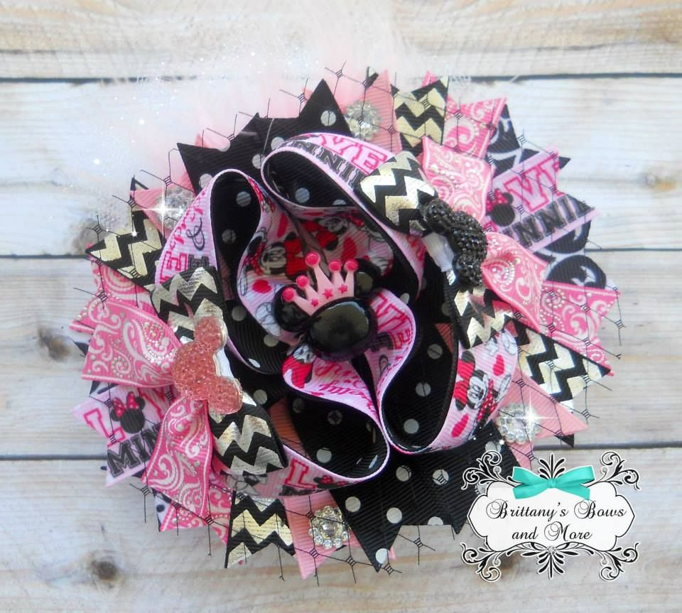Early bird gets the worm sold out in thenest brittanyus bows and