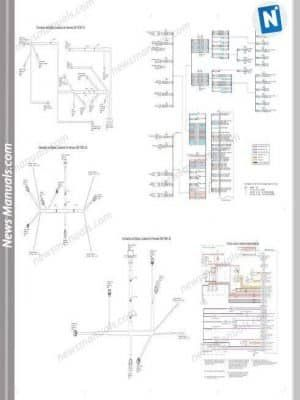 Caterpillar C15 On-Highway Schematic 003255 in 2020