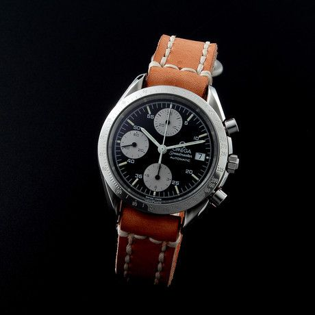 Omega Speedmaster Date Chronograph Automatic // 32161
