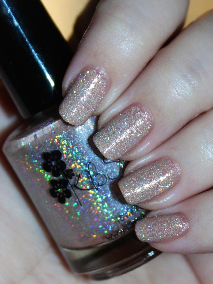 KBShimmer Nail Polish in A Hint of Manila KBShimmer Office Space ...