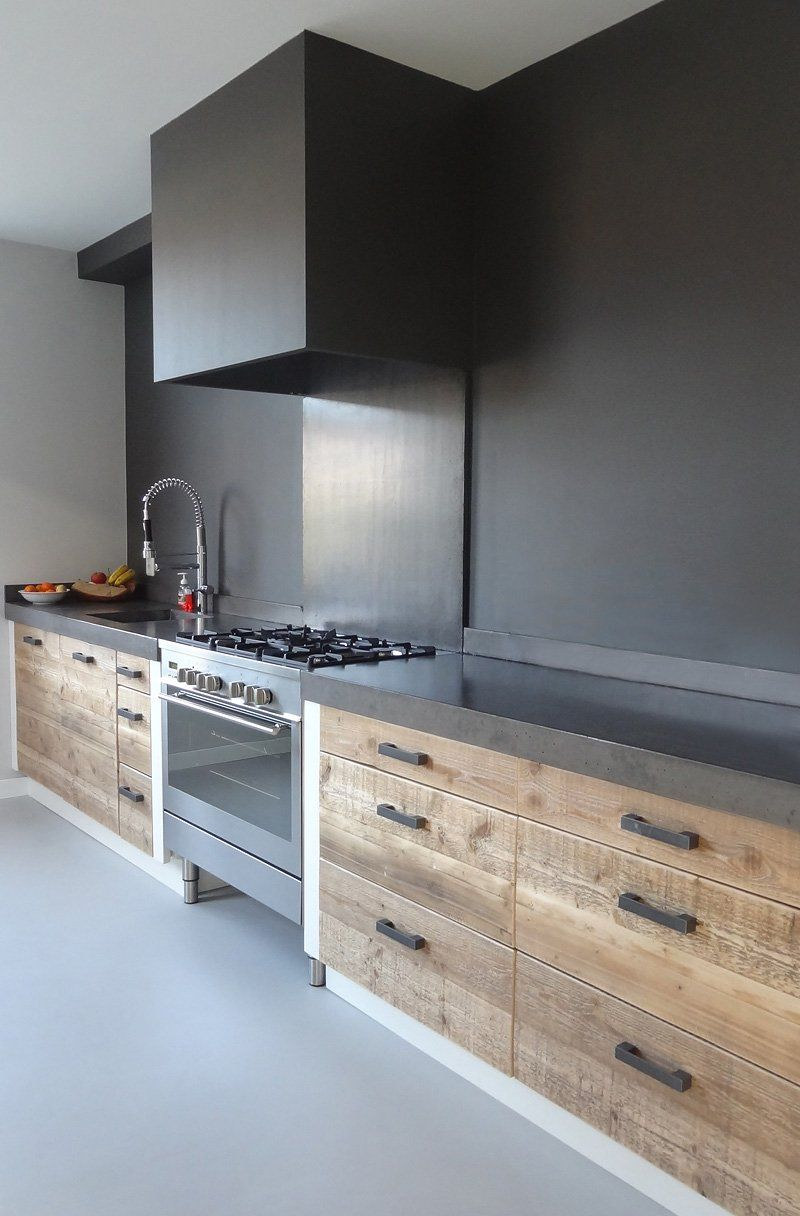Verniciare Cucina In Legno   Cambiare Colore Ai Mobili In Laminato ...