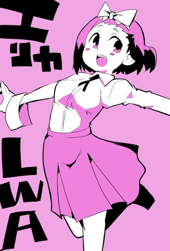 ひすでー on My little witch academia, Netflix anime, Heroes