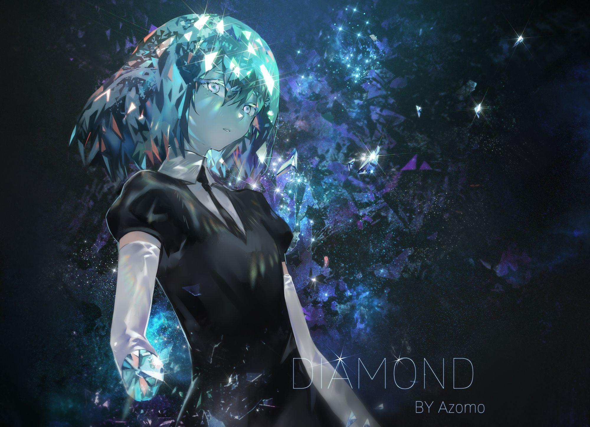 Japanese Девушки Обои Diamond