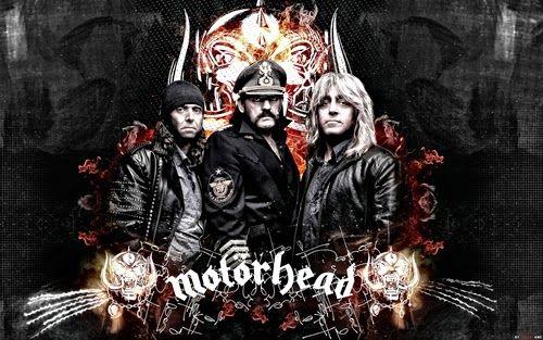 Warriors Of The Metal: Motörhead - Discografia Comentada