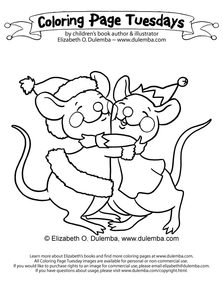 Christmas Mouse Coloring Pages Google Search Coloring Pages Christmas Mouse Holiday Art Projects