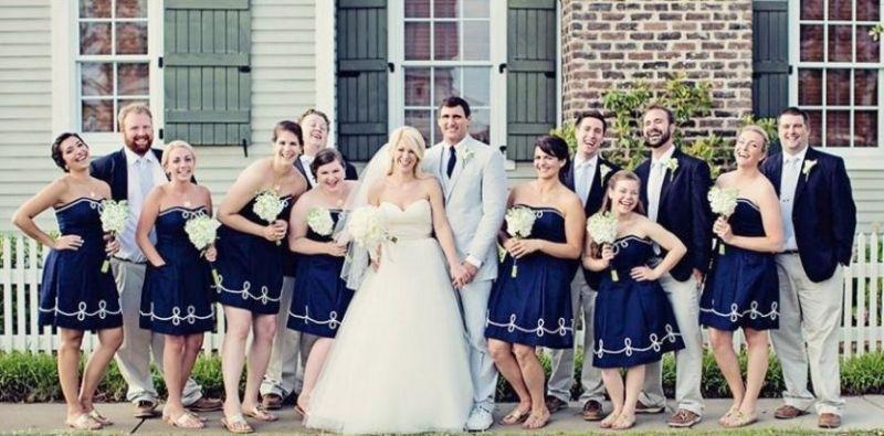 Famousipod Berbagi Informasi Tentang Pertanian Nautical Wedding Nautical Bridesmaid Dress Wedding Bridesmaids