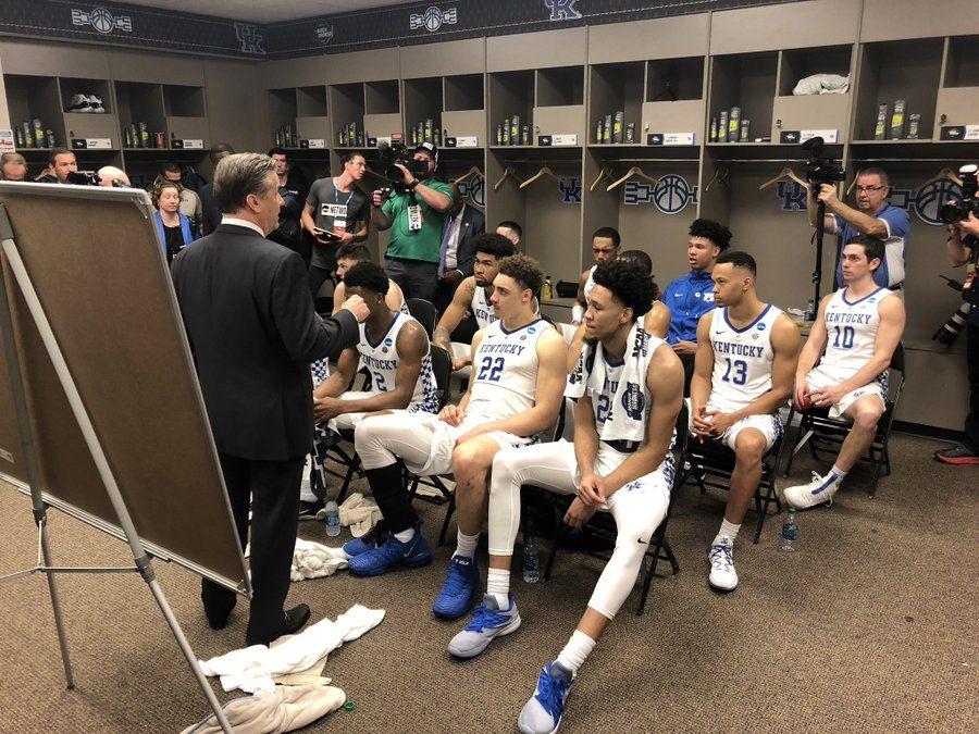 2 Kentucky Basketball Kentuckymbb Twitter With Images